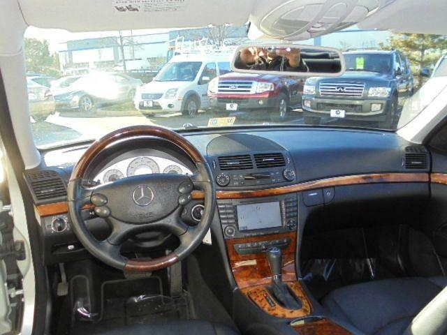 2008 Mercedes-Benz E-Class E350 4MATIC AWD 4dr Sedan - Chantilly VA