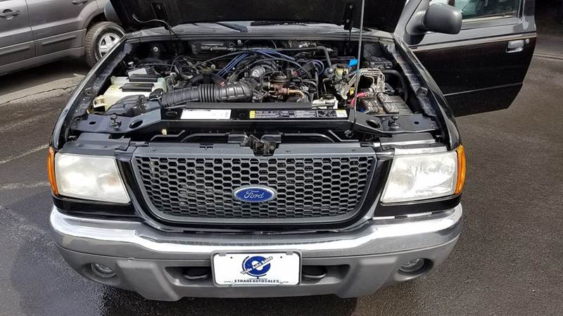2002 Ford Ranger 2dr SuperCab XLT 4WD SB - Chantilly VA
