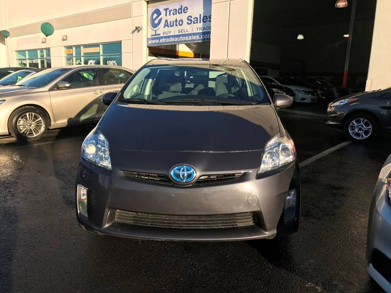 2011 Toyota Prius III 4dr Hatchback - Chantilly VA