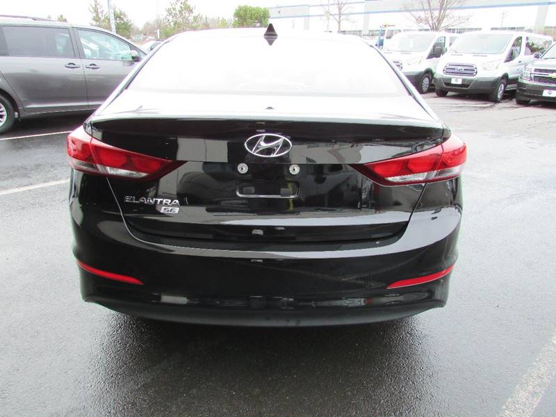 2017 Hyundai Elantra SE 4dr Sedan 6A (US) - Chantilly VA