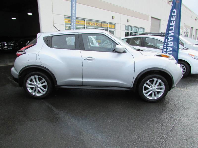 2016 Nissan JUKE AWD S 4dr Crossover - Chantilly VA