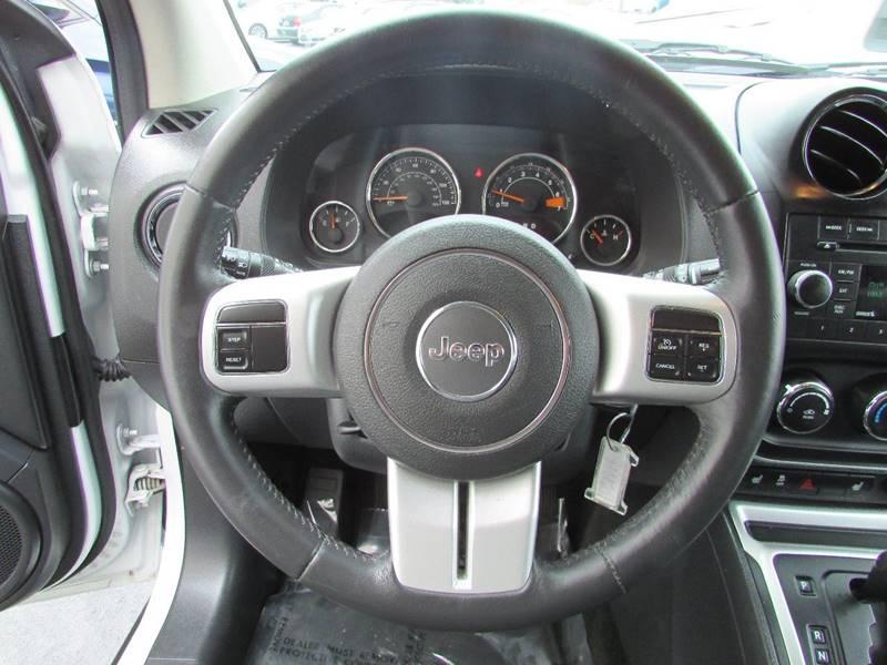 2016 Jeep Compass 4x4 Latitude 4dr SUV - Chantilly VA