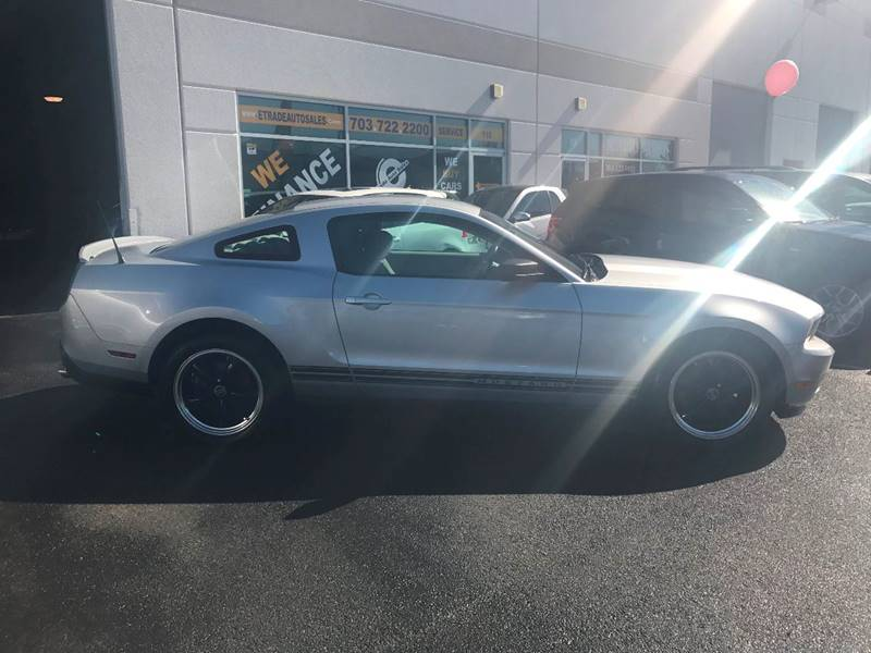 2010 Ford Mustang V6 2dr Coupe - Chantilly VA