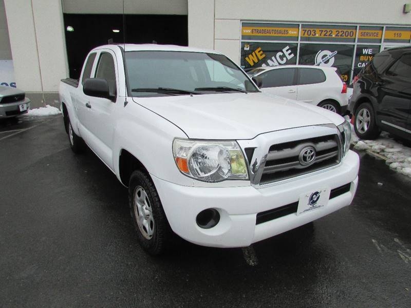 2010 Toyota Tacoma 4x2 4dr Access Cab 6.1 ft SB 4A - Chantilly VA