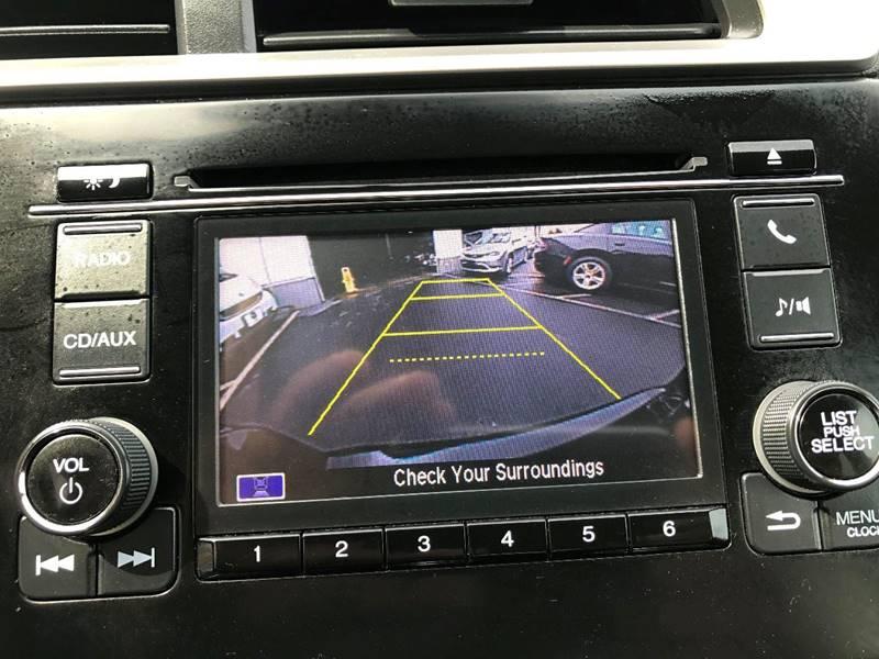2016 Honda Fit LX 4dr Hatchback CVT - Chantilly VA