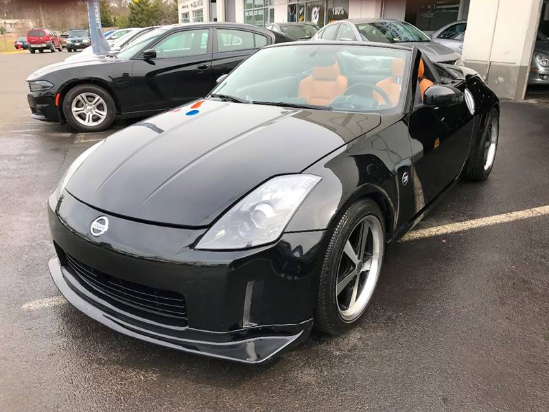 2004 Nissan 350Z Enthusiast 2dr Roadster - Chantilly VA