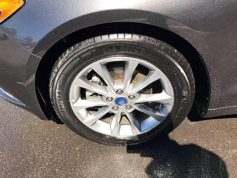 2017 Ford Fusion SE 4dr Sedan - Chantilly VA