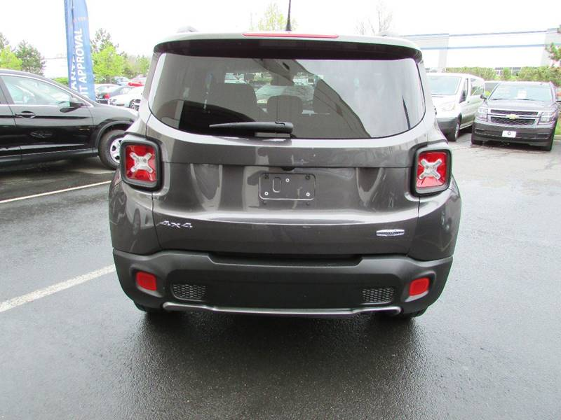 2016 Jeep Renegade 4x4 Latitude 4dr SUV - Chantilly VA