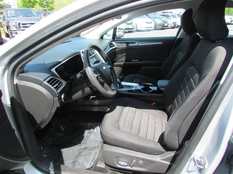 2016 Ford Fusion SE 4dr Sedan - Chantilly VA