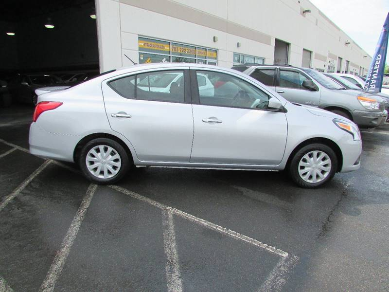 2016 Nissan Versa 1.6 SV 4dr Sedan - Chantilly VA