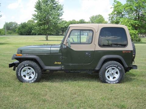 1995 Jeep Wrangler For Sale In Kahoka, MO