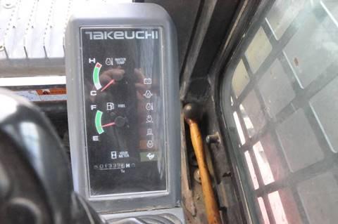 2013 Takeuchi TL240