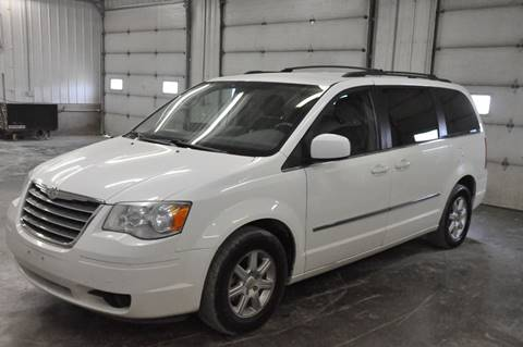 2010 Chrysler Town and Country Touring for sale at Brett's Automotive in Kahoka MO