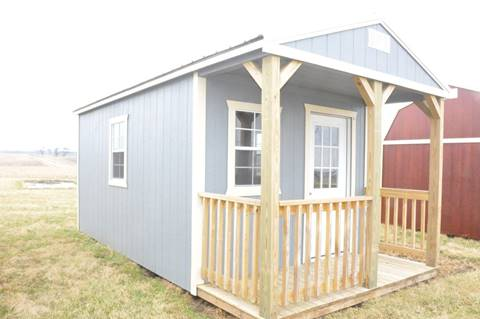Cabin 10x20 for sale at Brett's Automotive in Kahoka MO