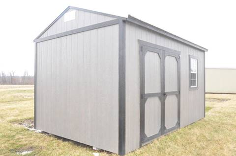 Side Utility 10x16 for sale at Brett's Automotive in Kahoka MO