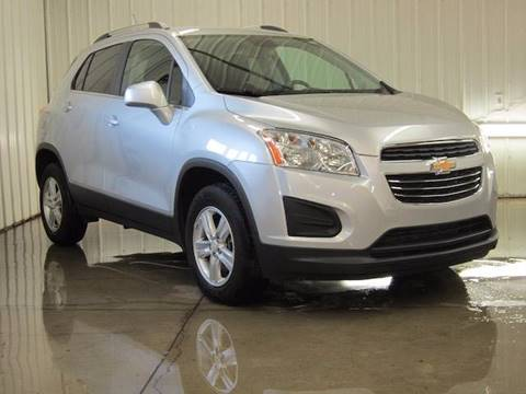 2016 Chevrolet Trax for sale in Sandy Hook, KY