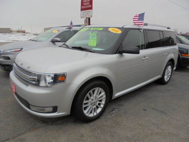 2014 ford flex sel 4dr crossover in appleton wi - century auto sales llc