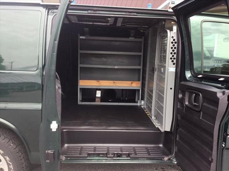 2012 Chevrolet Express Cargo 1500 3dr Cargo Van - Enfield NH