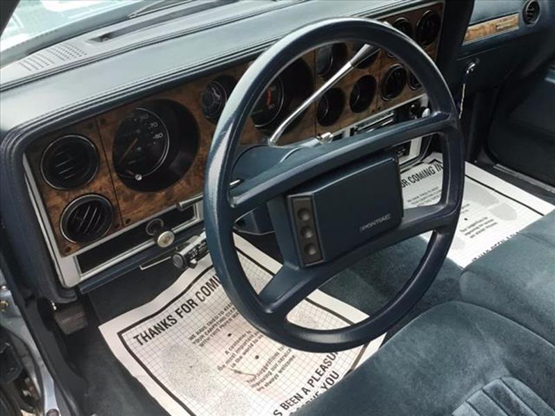1986 Pontiac Grand Prix LE 2dr Coupe - Enfield NH