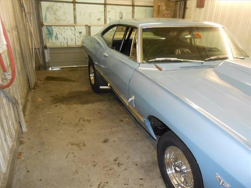 1967 Chevrolet impala gasser  - Enfield NH