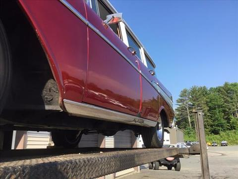 1957 Chevrolet WAGON for sale in Enfield, NH