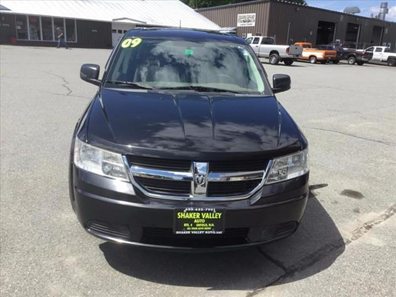2009 Dodge Journey Sxt 4dr Suv In Enfield Nh Shaker Valley Auto