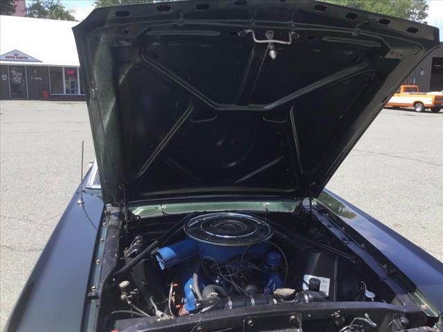1966 Ford Mustang convertible - Enfield NH