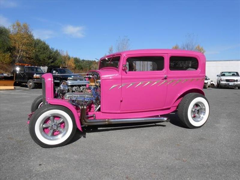1932 Ford Tudor Street  - Enfield NH