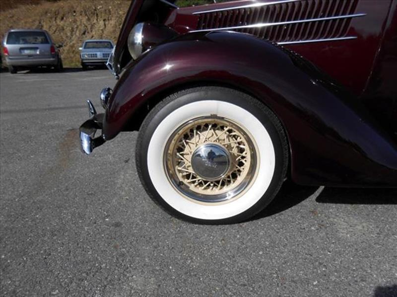 1936 Ford Cabriolet   - Enfield NH