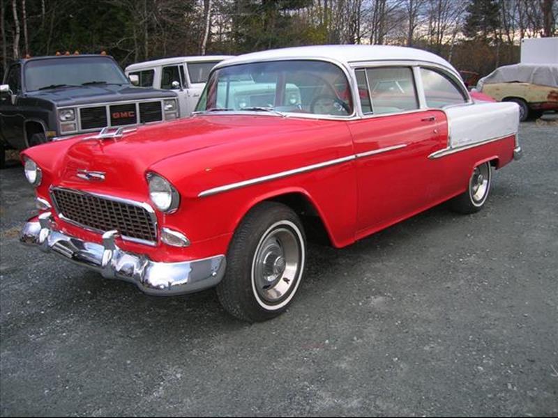 1955 Chevrolet 2 Dr Sedan  - Enfield NH