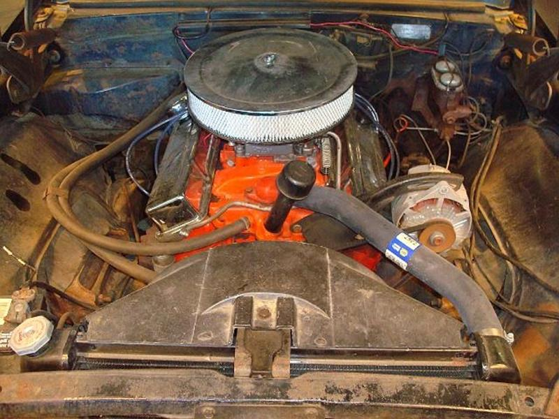1967 Chevrolet Camaro  - Enfield NH