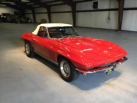 1966 Chevrolet Corvette for sale at SHAKER VALLEY AUTO SALES - Classic Cars in Enfield NH