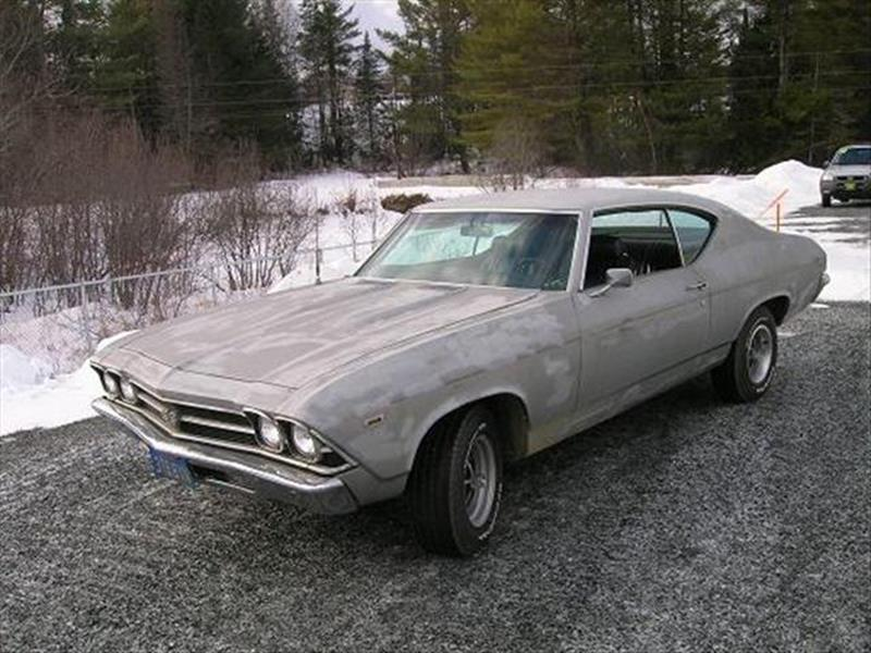 1969 Chevrolet Chevelle MATCHING NUMBERS - Enfield NH