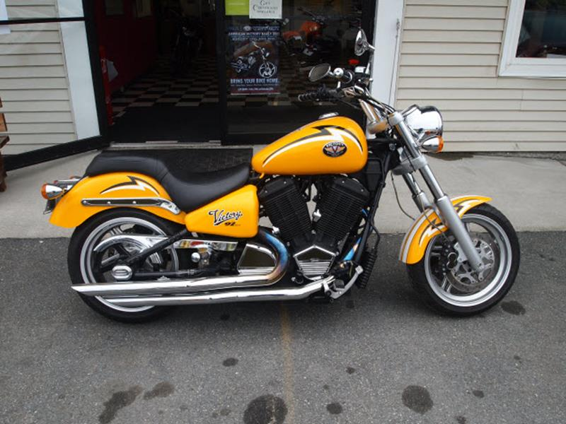 2001 Victory Sport Cruiser  - Enfield NH