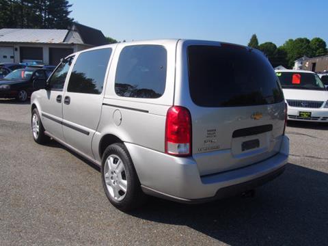 2008 Chevrolet Uplander