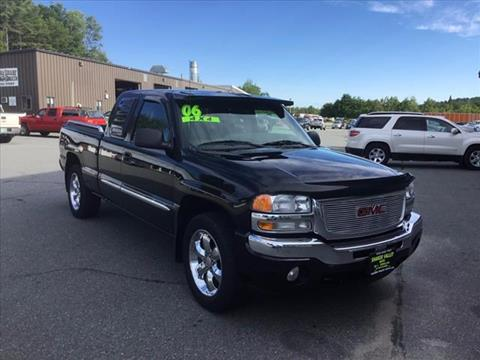 2006 GMC Sierra 1500 for sale in Enfield, NH