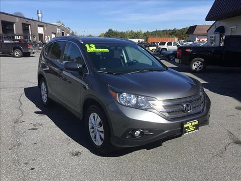 2013 Honda CR-V for sale in Enfield, NH
