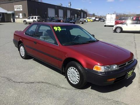 1993 honda accord for sale carsforsale 1993 honda accord for sale in enfield nh publicscrutiny Image collections