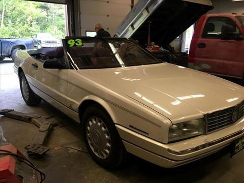 Cadillac Allante For Sale In Lynn Ma Carsforsale Com