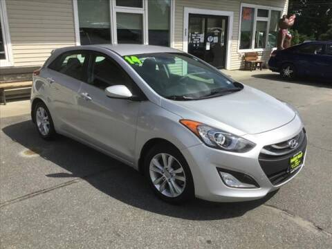2014 Hyundai Elantra GT for sale at SHAKER VALLEY AUTO SALES - Late Models in Enfield NH