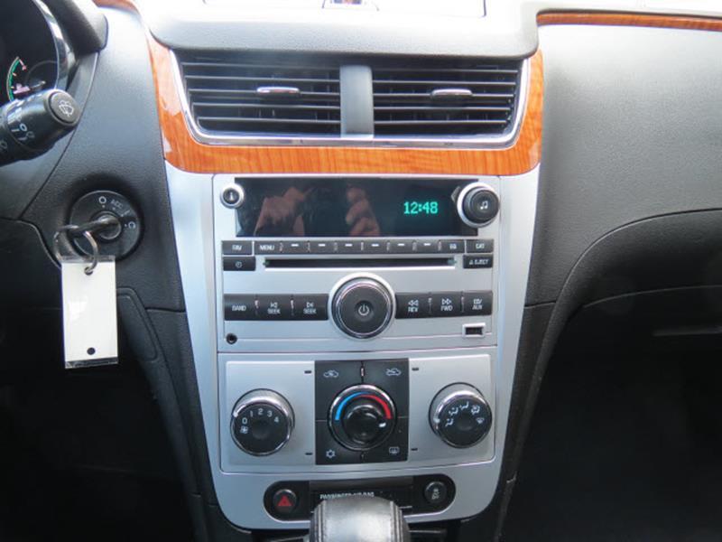2012 Chevrolet Malibu LT 4dr Sedan w/2LT - Enfield NH