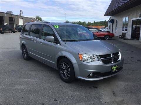 2017 Dodge Grand Caravan for sale at SHAKER VALLEY AUTO SALES - Late Models in Enfield NH