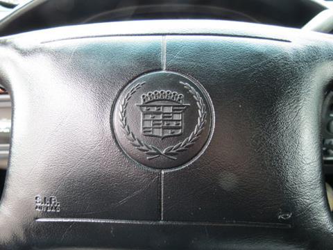 1998 Cadillac Hearse