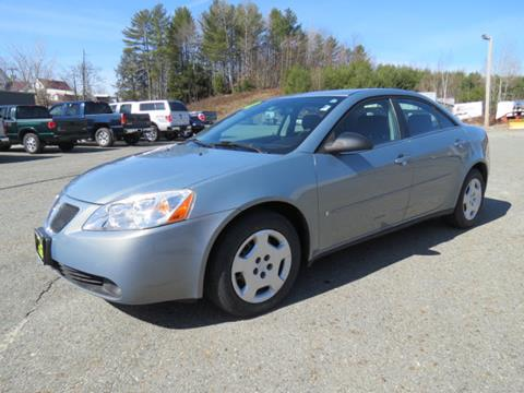 2007 Pontiac G6 for sale in Enfield, NH