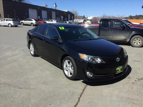 2013 Toyota Camry for sale in Enfield, NH