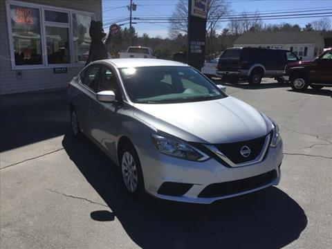 2019 Nissan Sentra for sale in Enfield, NH