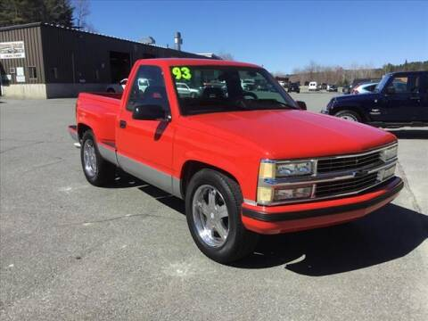 1993 Chevrolet C/K 1500 Series for sale at SHAKER VALLEY AUTO SALES in Enfield NH