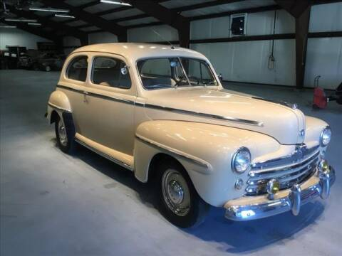 1947 Ford Deluxe for sale at SHAKER VALLEY AUTO SALES in Enfield NH