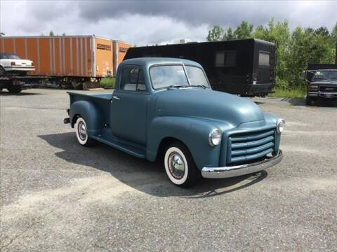1951 GMC 3100 for sale at SHAKER VALLEY AUTO SALES in Enfield NH
