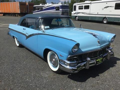 1956 Ford Sunliner for sale in Enfield, NH